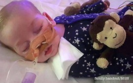 Charlie Gard's Parents End Legal Fight To Save Baby's Life