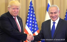US-Israel Sign Pact To Counter Iran