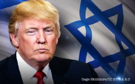 Trump To Back Palestinian 'Self-Determination'