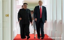 Trump Ends NKorean Nuclear Threat