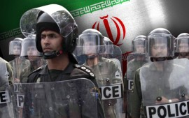 Internet Disrupted, Police Fire Tear Gas At Iranian Protesters