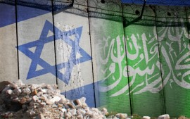 Israel Puts A Spotlight On Christian Group Funneling Money To Hamas