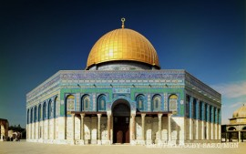 Riot At Temple Mount