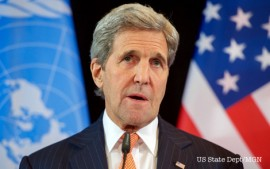 Kerry 'Colluded' With Iran To Undermine Trump