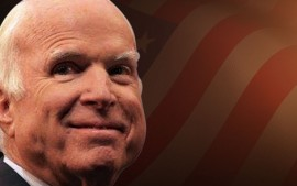 McCain Ends 81 Year Journey