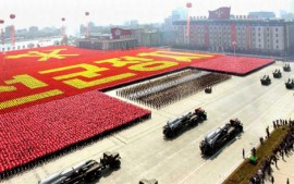 5 Million Volunteer For North Korean Army