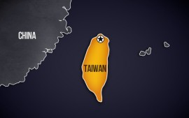 China Deploys Warships To Taiwan Strait