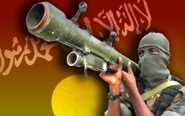 Islamic Jihad Behind Rocket Salvo On Israel