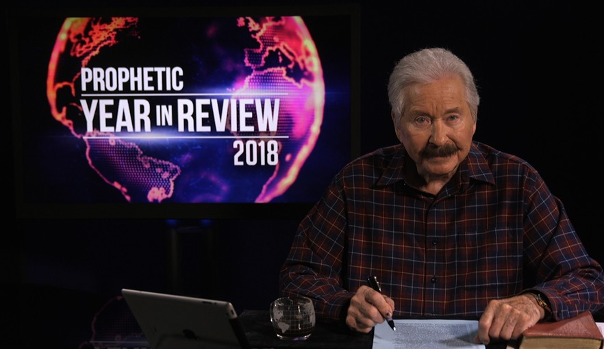 Hal Lindsey Report: 1/11/2019